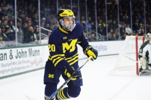 Cooper Marody - photo courtesy: michigandaily.com