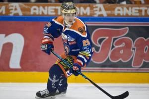 Henrik Haapala - photo courtesy: finnishjuniorhockey.com