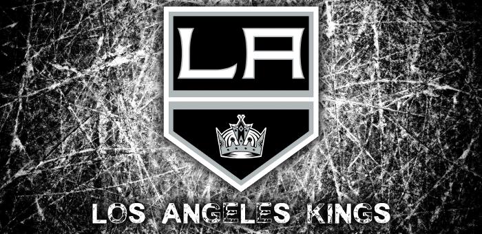 Los Angeles Kings logo courtesy of stmed.net