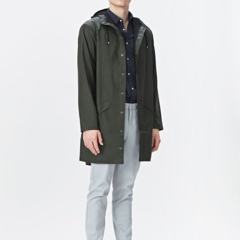 Long Jacket Groen 1 M
