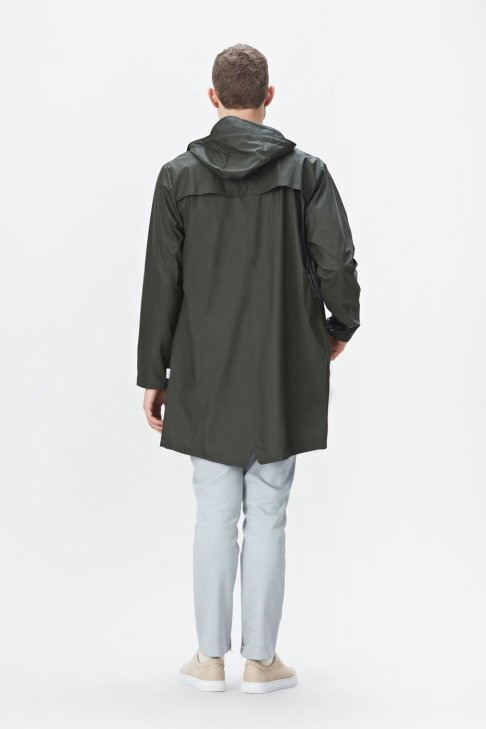 Long Jacket Groen 2 M