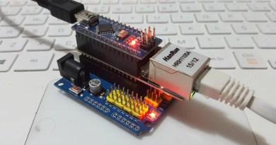 Nano Ethernet Shield