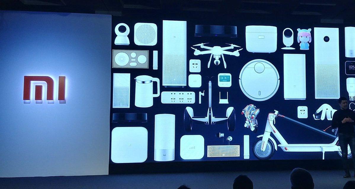 DD 050 Presentación de Xiaomi en México