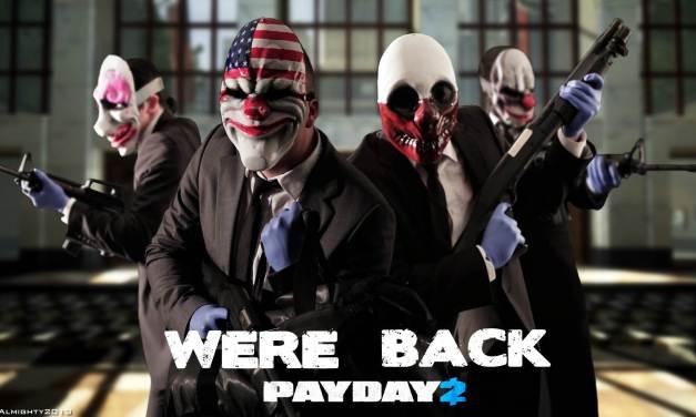 DD 054 Payday 2 gratis en Steam