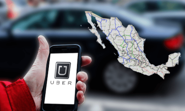 DD 060 Planes de expansión de Uber en México