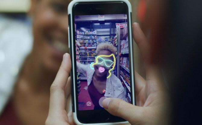 DD 057 GIF's en la cámara de facebook