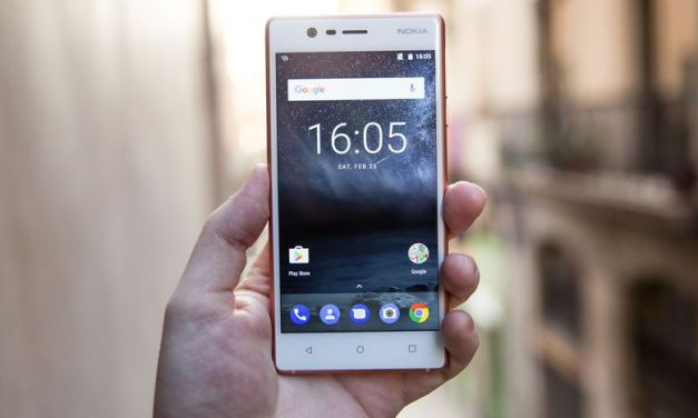 DD 063 Nokia 3 llega a México