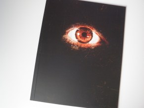 Deep Red Arrow Films Limited Edition libretto