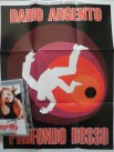 Deep Red Arrow Films Limited Edition póster