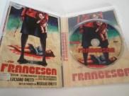 Interior del DVD de Francesca, de Luciano Onetti