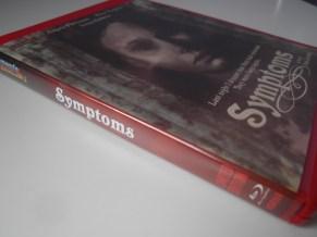 Symptoms Mondo Macabro - Limited Edition Blu-ray
