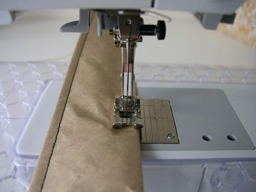 elastisk tråd symaskin
