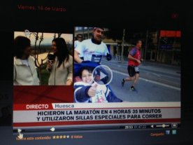 aragon tv aefat maraton