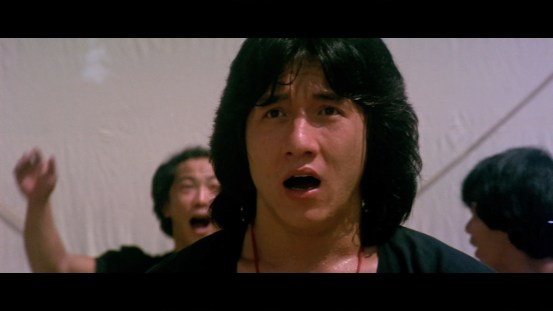 Shocked Jackie Chan @ 50:07