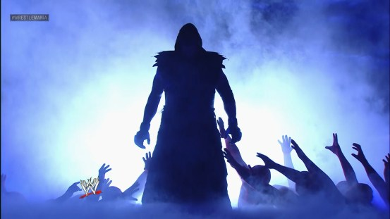 Wrestlemania 29 Blu-ray screen shot 18