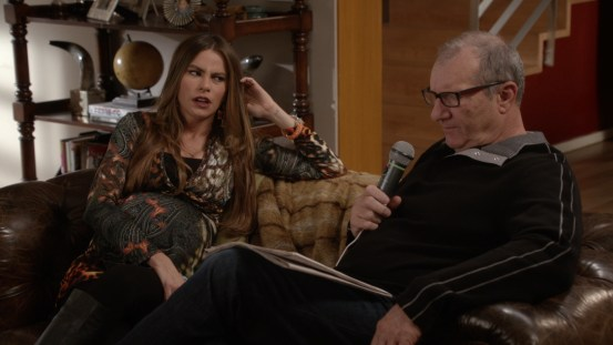 Modern Family: The Complete Fourth Season Blu-ray screen shot 7