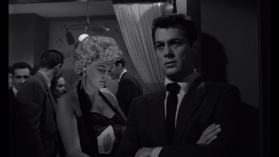 Sweet Smell of Success Blu-ray screen shot 2