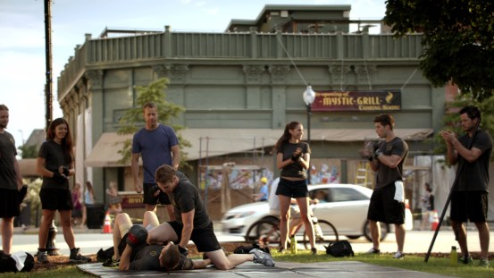 Vampire Diaries Season Six Blu-ray screen shot 5