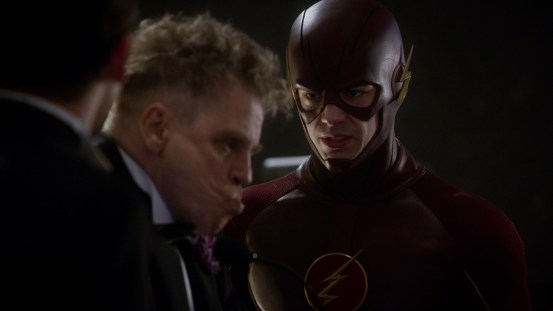 The Flash Season One Blu-ray screen shot 16
