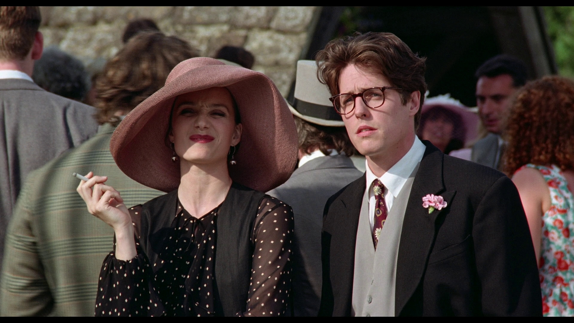 Four Weddings And A Funeral 25th Anniversary Blu Ray Review Doblu Com