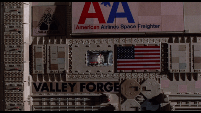 Silent Running Blu-ray screen shot