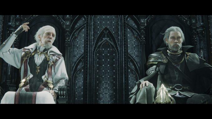Kingsglaive: Final Fantasy XV 4K UHD screen shot