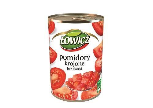 Pomidory krojone Łowicz