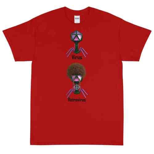 Virus vs. Retrovirus T-Shirt
