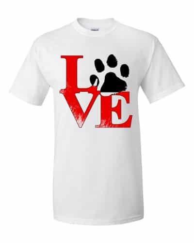 Puppy Love T-Shirt (white)