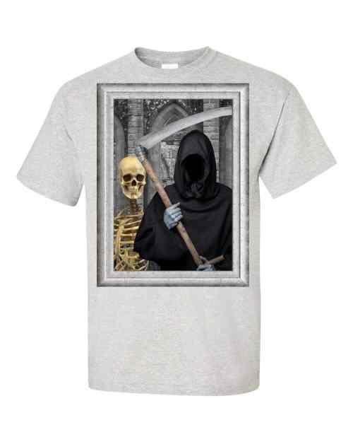 Transylvanian Gothic T-Shirt (ash)