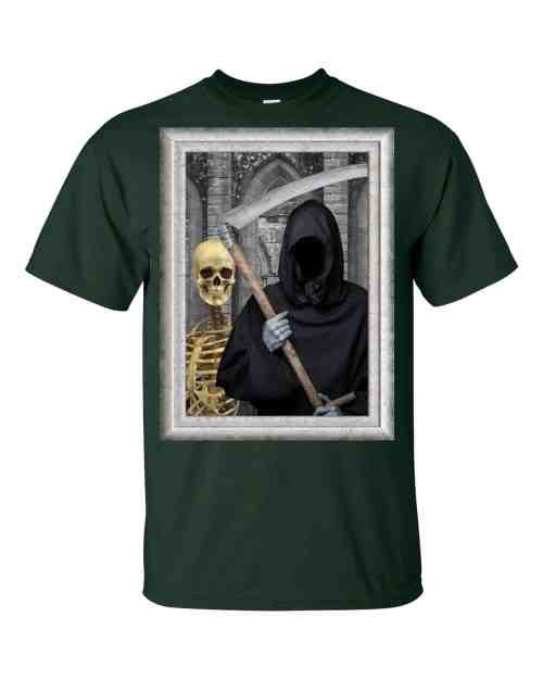 Transylvanian Gothic T-Shirt (forest)