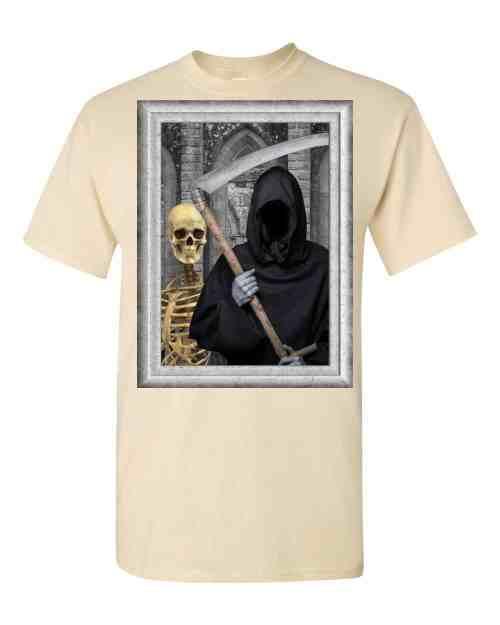 Transylvanian Gothic T-Shirt (natural)