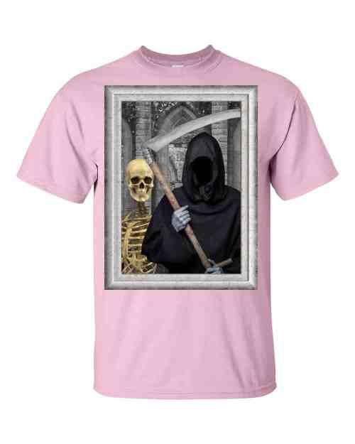 Transylvanian Gothic T-Shirt (pink)