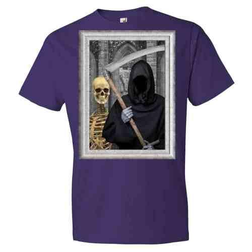 Transylvanian Gothic T-Shirt (purple)