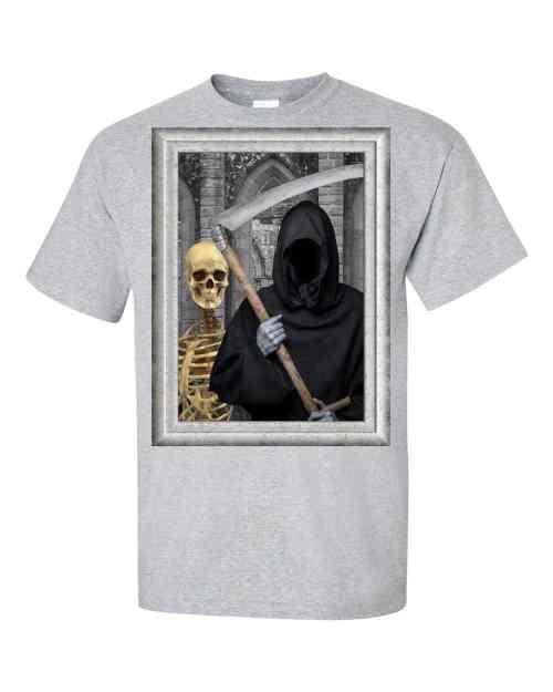Transylvanian Gothic T-Shirt (slate)