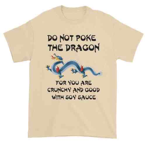 Do Not Poke the Dragon (natural)