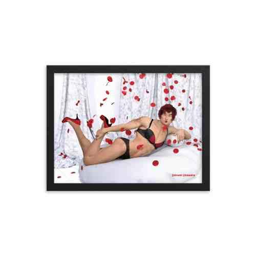 Be My Valentine Wall Art