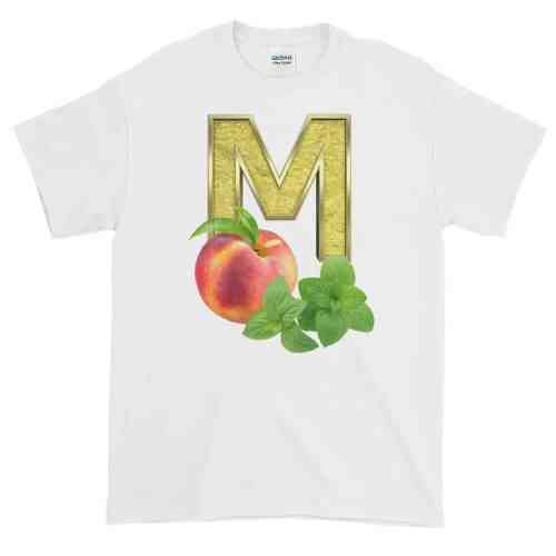 M Peach Mint (Impeachment) T-Shirt