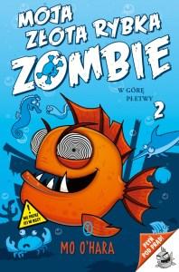 moja złota rybka zombie