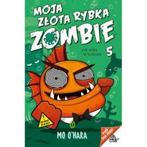 moja złota rybka zombie jak ryba w wodzie