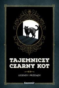 tajemniczy czarny kot