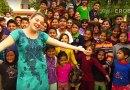 Turystka wydała swoje życiowe oszczędności, aby znaleźć dom dla sierot, które spotkała w Nepalu