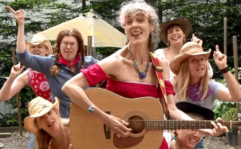 Donnalou stevens older ladies