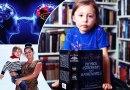 Ma dopiero pięć lat, a zna kilka języków i rozwiązuje skomplikowane zadania matematyczne