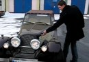 Polak zbudował sobie własny, zabytkowy samochód