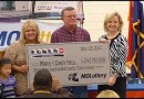 Zwycięzca loterii wybudował posterunek straży pożarnej dla małej miejscowości