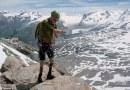 Nie ma rąk i stóp, zdobył jeden z najtrudniejszych alpejskich szczytów