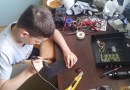 9-letni chłopiec w październiku zacznie studia