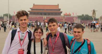 Polscy licealiści wracają z medalami z olimpiady geograficznej w Pekinie