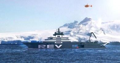 Miliarder chce spłacić dług społeczny. Wybuduje specjalny statek do oczyszczania oceanów